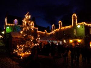 Marché de Noël de Locronan