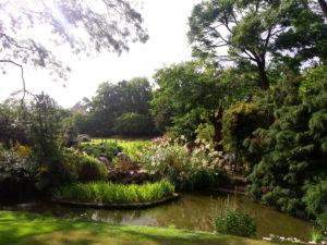 Jardin botanique Nantes France