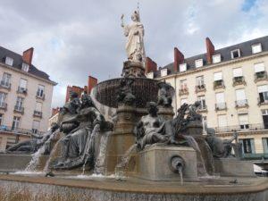 Nantes place royale