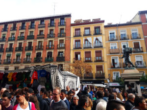 rastro madrid