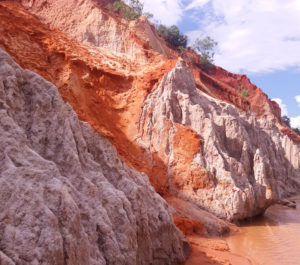 rivière des fées mui ne vietnam