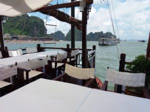 croisière baie d'halong bai tu long indochina junk