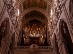 cathédrale almudera Madrid