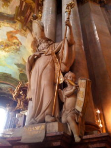 église Saint Nicolas de Mala Strana Kostel sv. Mikuláše Prague