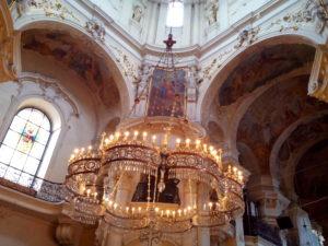 église Saint Nicolas de la vieille ville Chrám svatého Mikuláše Prague