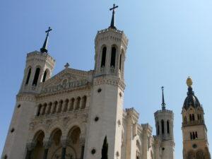 cathédrale de fourvière Lyon