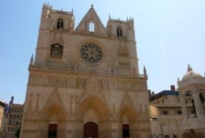 cathédrale st jean de lyon