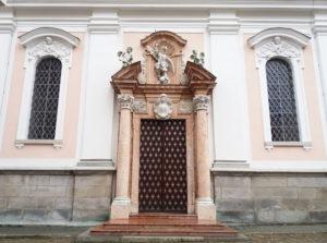 Passau, Bavière, Allemagne, Eglise Saint Michael