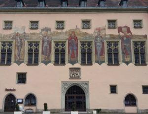 Passau, Bavière, Allemagne, Rathaus