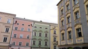 Passau, Bavière, Allemagne, Residenzplatz