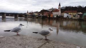 Passau, Bavière, Allemagne