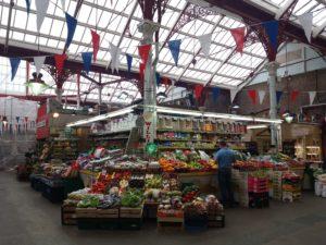 Halkett market saint-hélier Jersey lexploraterre.net