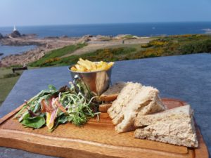 Restaurant Corbière phare Jersey lexploraterre.net