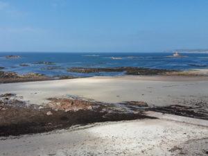 Baie de Saint Ouen Jersey lexploraterre.net