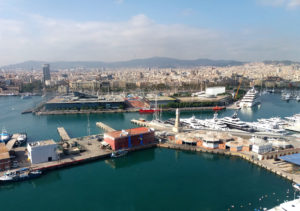 Port Barcelone