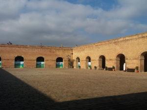 Château de Montjuic Barcelone