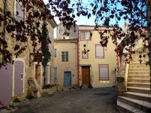 randonnée de Nyons à Venterol, provence, village provençale, village de Venterol