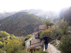 Brantes, Provence, randonnée, Vallée du Toulourec