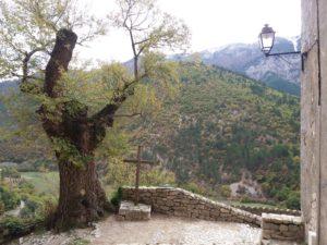 Brantes, Provence, Vallée du Toulourenc