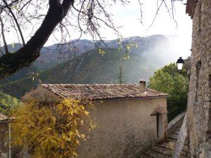 Brantes, Provence, randonnée Vallée du Toulourenc, Mont-Ventoux