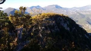 Paysage Barons Perchés, Provence, Montagnes, Randonnée