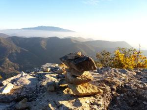 Randonnée Nyons Garde Grosse, Provence, Sommet Garde Grosse, Mont-Ventoux