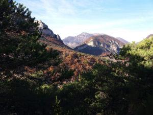 Itinéraire randonnée Saint Féréol Trente Pas, Provence, Paysage, Montagne, Alpes