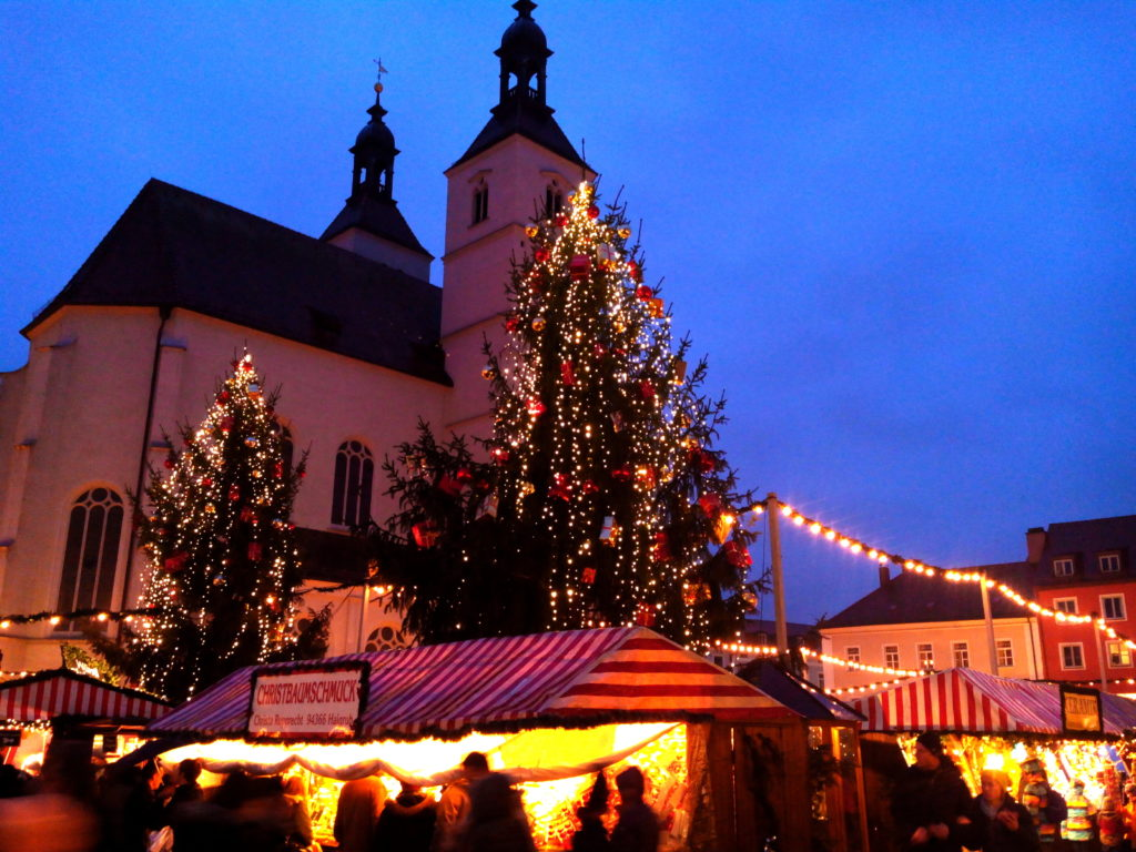 Marchés de Noël de Regensburg, marché de Noël Allemagne