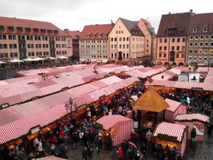 Marché de Noël Nuremberg, Marché de Noël Allemagne