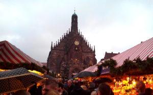 Marché de Noël de Nuremberg, marché de Noël Allemagne