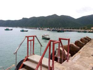Port de Con Dao Vietnam
