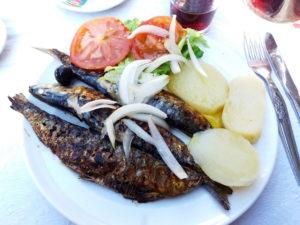 Mes bonnes adresses à Porto, meilleur restaurant Porto, mercado do Bolhao Porto, sardines grillées Porto