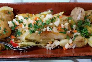 Bacalhau, meilleur restaurant Aveiro, O Baril Aveiro