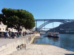 cais da ribeira porto, quais porto, pont dom luis I porto, port porto
