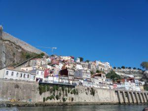 Excursion en bateau sur le douro, portugal