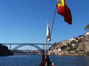 excursion bateau porto, rabelo porto