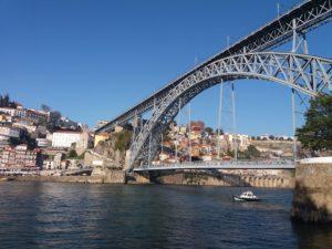 ponte dom luis I porto, portugal