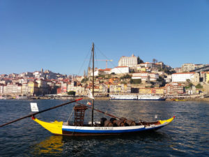 Vue sur Porto, rabello