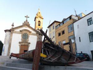 église santa marinha, porto
