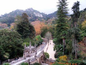 Jardin de la Quinta da Regaleira, Sintra, plus beaux parcs et jardins d'Europe