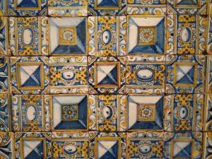 musée de l'azulejos, Lisbonne, Portugal