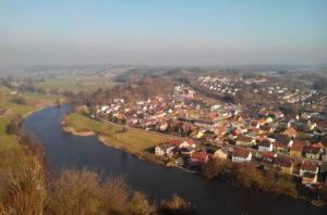 Kallmünz panorama Allemagne