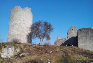 Burgkallmünz, Château fort Allemagne, château Bavière