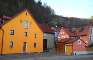 Kallmünz Allemagne, village coloré