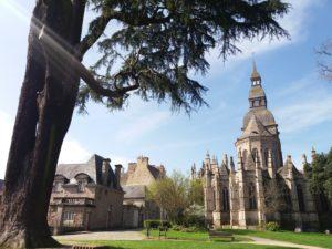 Basilique saint-sauveur Dinan, église Saint-Sauveur Dinan