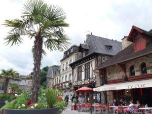 Port de Dinan, Bretagne
