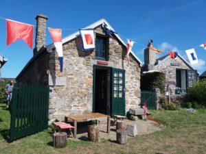 Maisons à Chausey, maison de pêcheur, maison typique