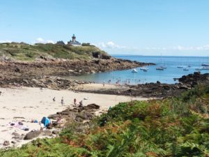 Chausey plage