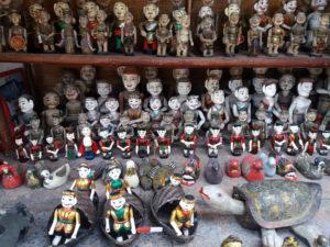 Marionnettes sur l'eau, vieux quartier, Hanoi, Vitnam, 36 corporations