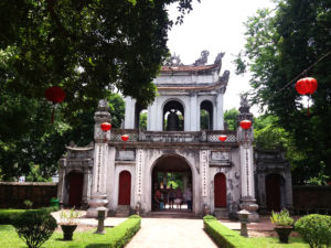 Temple de la littérature, Hanoi, Vietnam